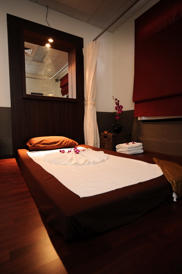 Exhibition Booth Bangkok : Oriental thai massage sydney australia i du architects